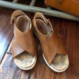 Pikolinos Mykonos Leather Sandals W 38